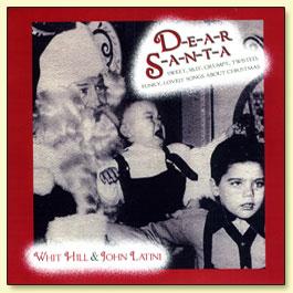 D-E-A-R  S-A-N-T-A  CD – John Latini