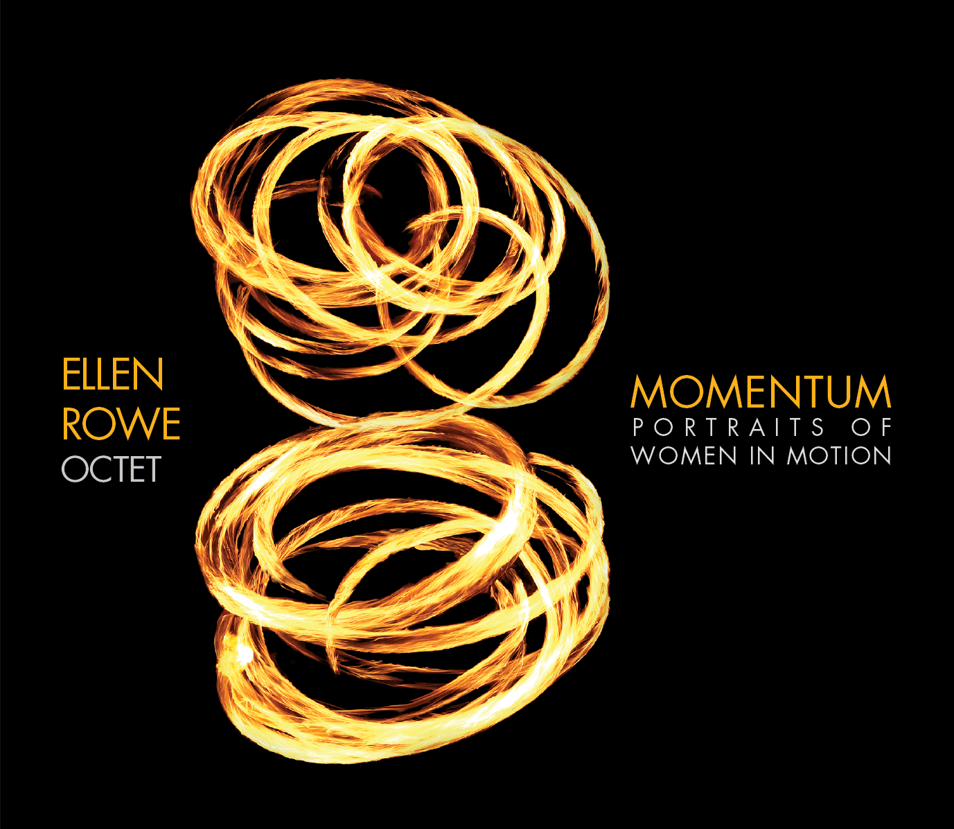 Momentum-Portraits Of Women In Motion CD – Ellen Rowe Octet